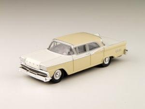 Ford Custom 300 1959 beige Spur H0 1:87 Modellauto CMW 30288