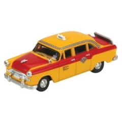 Checker A8 Taxi rot/gelb Spur H0 1:87 Athearn 26372 Modellauto
