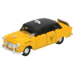 Checker A8 Taxi schw/gelb Spur H0 1:87 Athearn 26374 Modellauto