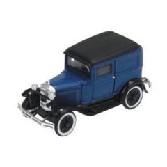 Ford Modell A Lieferwagen dunkelblau H0 Athearn 26389 Modellauto