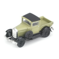 Ford Modell A Pickup beige Spur H0 1:87 Athearn 26424 Oldtimer