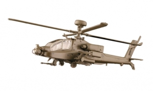 Apache Helicopter (1:100)