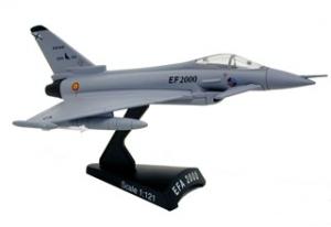 Europe Fighter Aicraft Eurofighter (1:121)