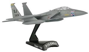F-15 Eagle , Capt. America,  (1:150)