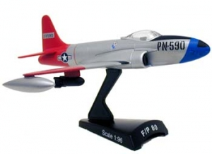 P-80 Shooting Star , Hat in Ring USA,  (1:96)