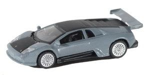 2006 Lamborghini Murcielago Dark GreyBlue Green 1/87