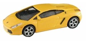 2006 Lamborghini Gallardo Coupe Yellow 1/87