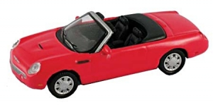 2003-4 Ford Thunderbird Red 1/87