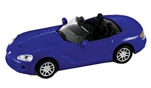 2003 Dodge Viper RT 10 Blue 1/87