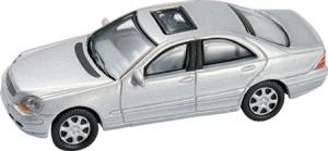 Mercedes S Class- Silver 1/87