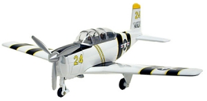 Air Force SPL EDITION.wht. yellow.black T-34 1/48