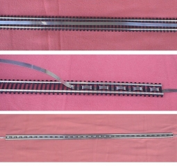 cheap middlecontact for tracks scale H0 Nickel-Silver 50 x 1 m
