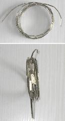 Railjoiners Scale N nickel-silver 100 pcs Code80