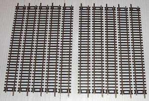 10 Straight tracks Scale N