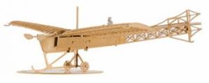 AERO BASE B009 Antoinette 1:160 brass / Messing