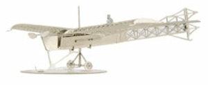 AERO BASE B106 Antoinette 1:160 Nickel-Silver / Neusilber