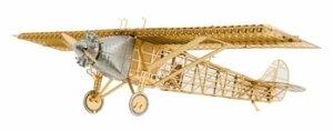 AERO BASE A002 1:48 Spirit of St. Louis brass / Messing