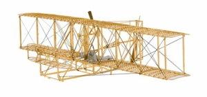 AERO BASE A003 1:48 The Flyer brass / Messing