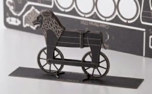 AEROBASE K005 Celerifere 1791 - Schwindelrad Laufrad (1:24)