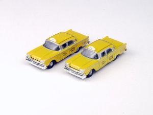Ford Fairlane Taxi 1959 Spur N 1:160 2 St. Modellauto CMW 50271
