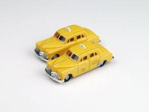 Dodge Meadowbrook Taxi 1950 gelb Spur N 1:160 2 St. CMW 50298