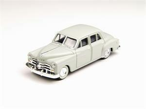Dodge Meadowbrook 1950 grau Spur H0 1:87 Modellauto CMW 30226