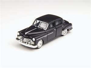 Dodge Meadowbrook 1950 schwarz Spur H0 Modellauto CMW 30228