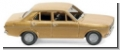 Ford Escort gold metallic Wiking 020302 Spur H0 1:87 Modellauto
