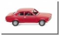 Ford Escort rot 1968 Wiking 020301 Spur H0 1:87 Modellauto