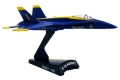 F/A-18C Hornet -Blue Angel (1:150)