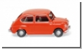 Seat 600 rot 1957 Wiking 009949 Spur H0 1:87 Modellauto