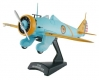 P-26 Peashooter '19th Squadron' (1:63) Modelpower 5560-1 Modell