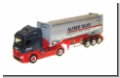 MB Actros Drucksilocontainer-Sz