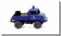 THW - Unimog U 411 1956 Wiking 069324 Spur H0 1:87 Modell