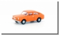 VW 1600 TL-T3 Fließheck orange 1:160 Lemke LC4105 Modellauto