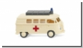 DRK - VW T1 Bus 1963 Wiking 032003 Spur H0 1:87 Modellauto