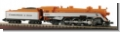 4-6-2 Semi-Streamliner Chesapeake & Ohio Spur N